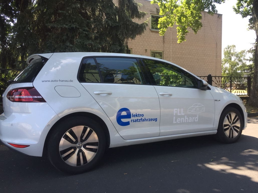 FLL e-Kundenersatzfahrzeug